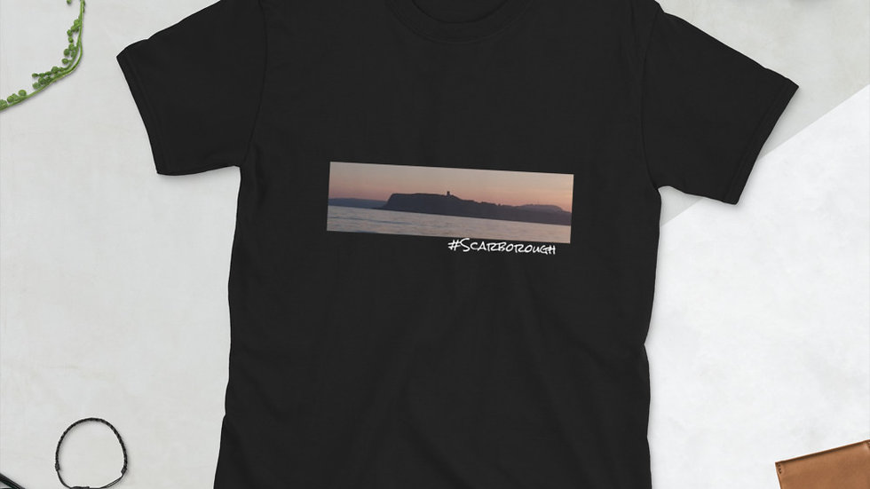 Scarborough - Short-Sleeve Unisex T-Shirt