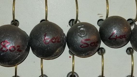 Ball Leads (1oz to 12oz)