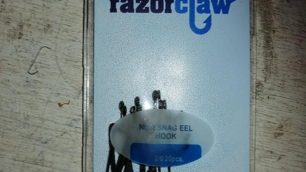 Razor Claw non snag eel hook