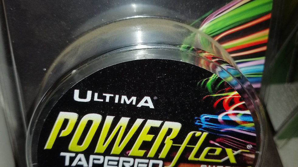 Powerflex tapered shockleader - Ultima