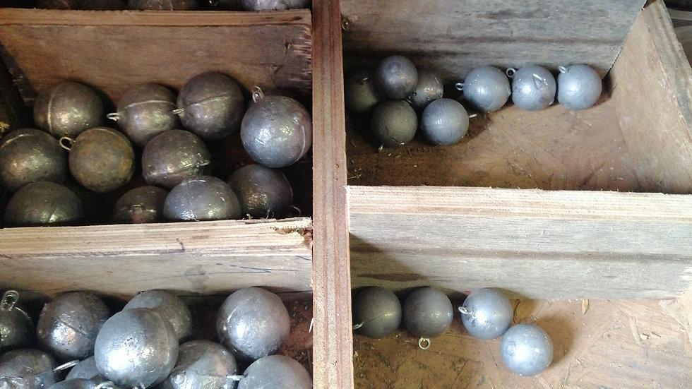 Ball leads Bulk (x50) (various sizes)