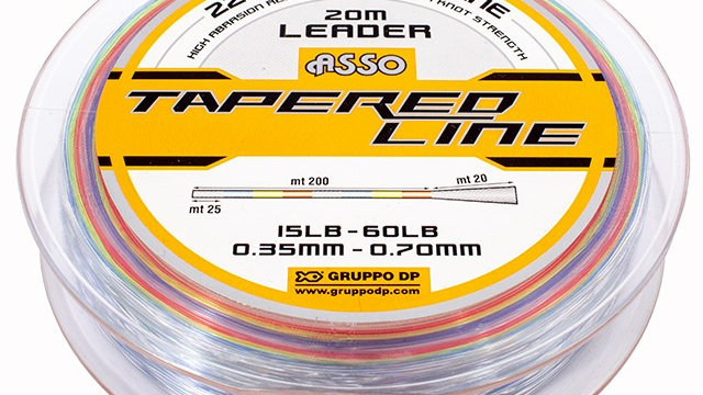Tapered line - Asso