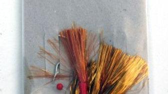 Golden Flash Mackerel Trace bulk x10 pack