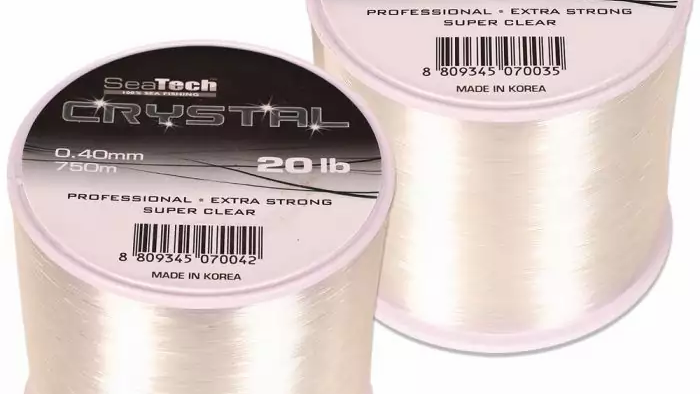 Crystal 1/4lb spool - Sea Tech