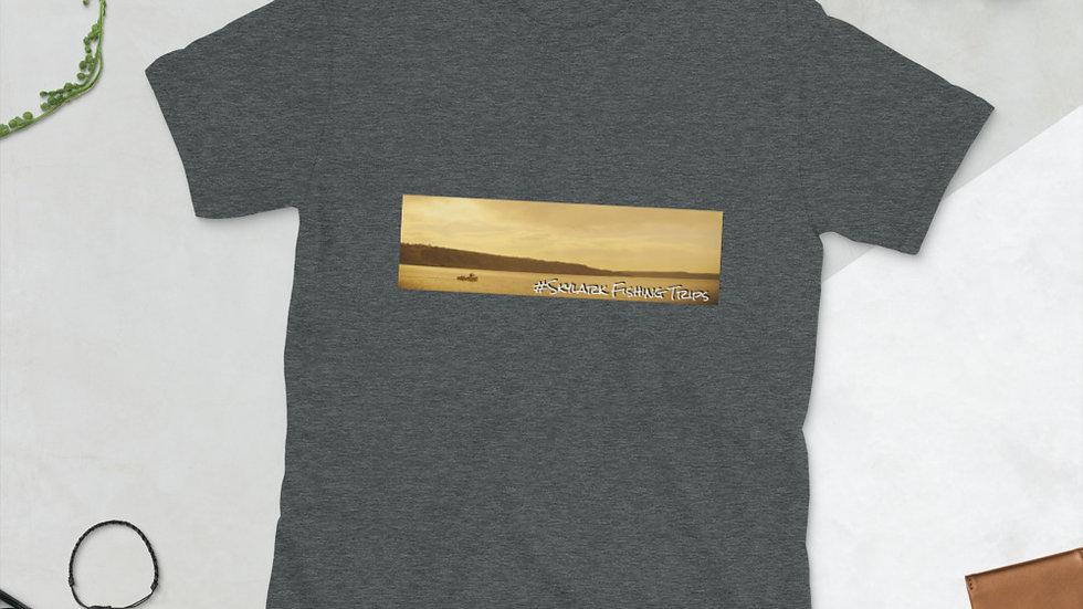 Golden Skylark - Short-Sleeve Unisex T-Shirt