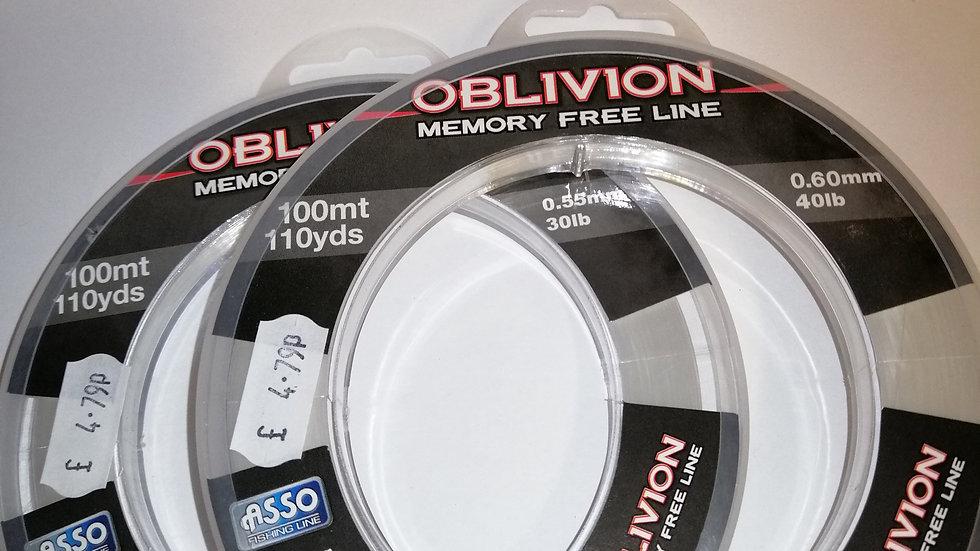 Oblivion memory free line - asso