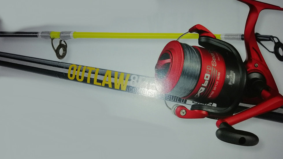 Outlaw Spin + Outlaw 50/ 60 - Seatech
