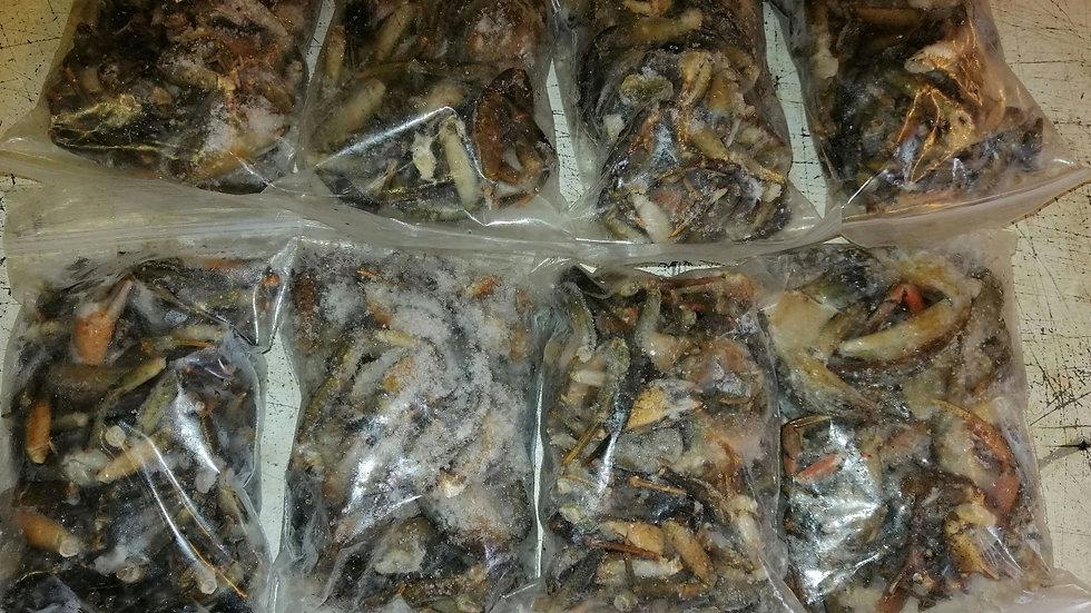 Frozen peeler legs (4 to 5oz bag)
