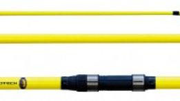 Lineaeffe Long cast carbon 3p/c Beachcaster rod 14ft/4.2mtr