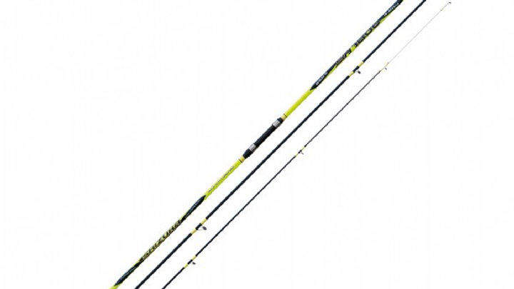 Shizuka carbon SH1300 Beachcaster rod 4.2m/14ft