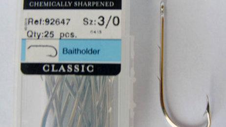 Mustad 92647 long shank bait holder