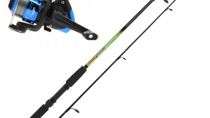 Sportstar - 6ft, 2pc Spinning Rod & Star20 reel combo