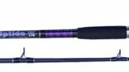 Atla Series Uptider (Modulus Carbon) White Luminous Rod Tip, 2 Piece, 9ft, Koike