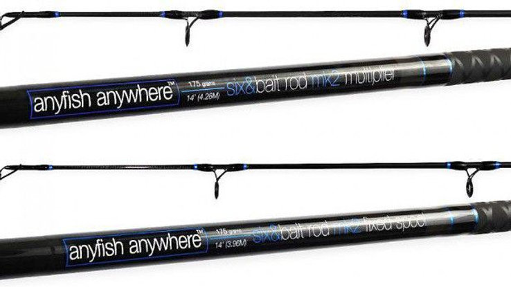Anyfish Anywhere 6 and Bait (13 to 15ft)