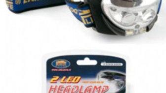 Waterproof high power headlamp