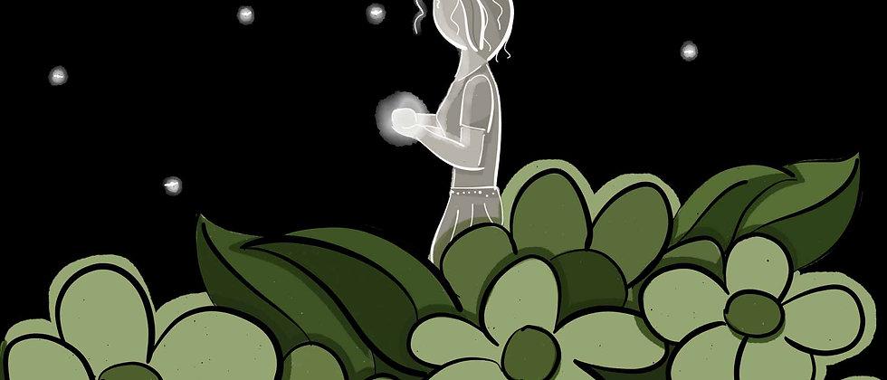 Fireflies | Wall Art