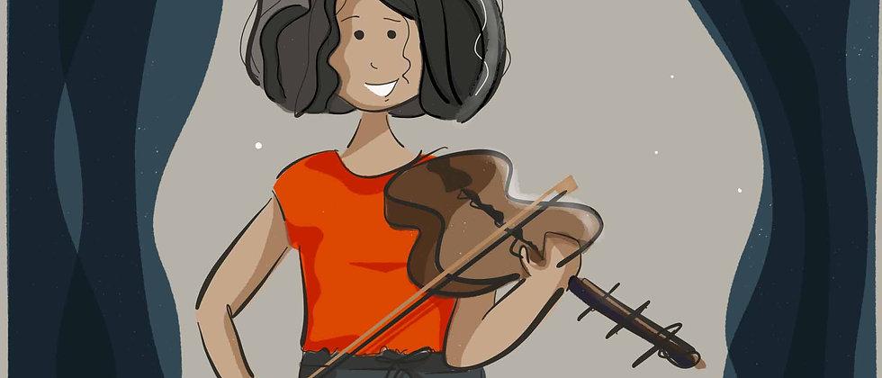 Violin | Wall Art
