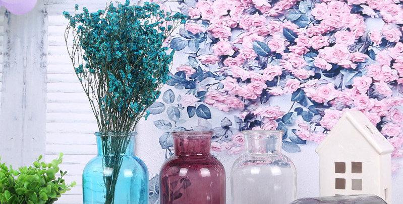 bình thủy tinh cắm hoa đẹp