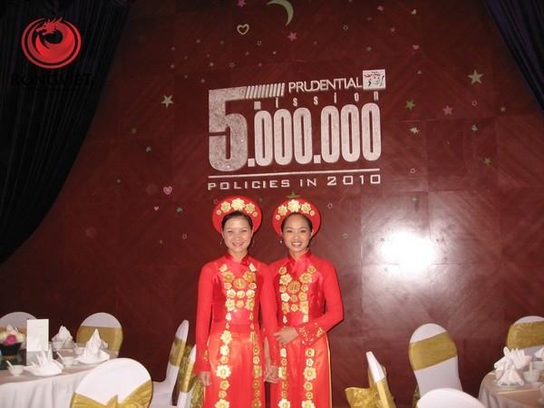 Đội ngũ PG xinh đẹp của Rồng Việt