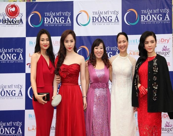 Lễ khai trương TMV quy tụ dàn Sao nổi tiếng tại Việt Nam
