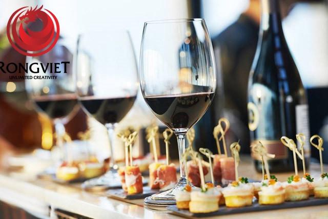Rồng Việt tổ chức WINE TESTING cho hãng rượu vang