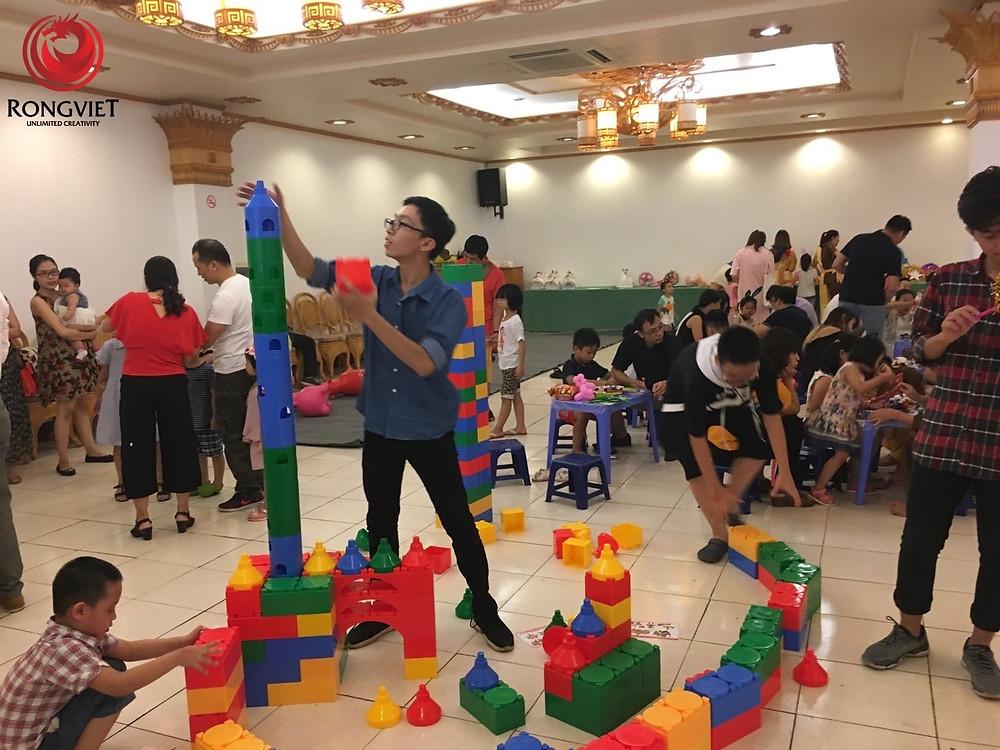 Tổ chức sự kiện Family day