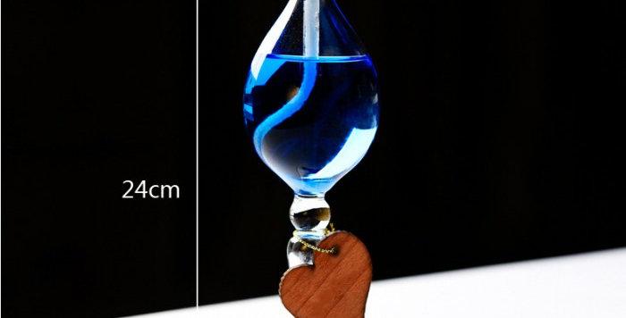 chân đèn dầu thủy tinh