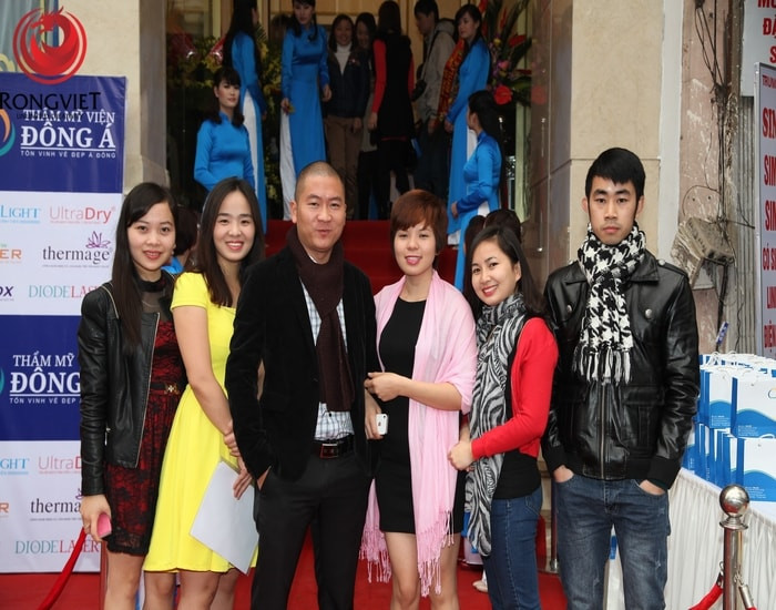 BTC sự kiện Rồng Việt