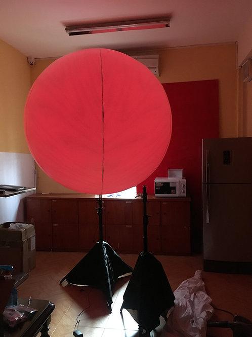 bóng khí cầu phát sáng