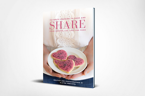 Favorite Cookies to Bake and Share Cookbook