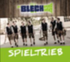 CD_Blechverrückt_Spieltrieb_Cover_vorne_
