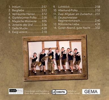 Blechverrückt CD1 Vorspiel