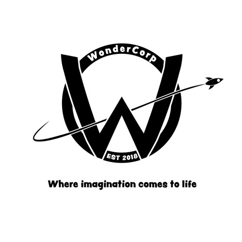Just created my company, WonderCorp!