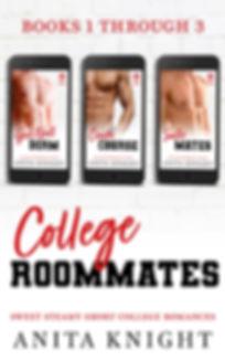 College Roommates Series Bundle eBook Co