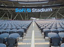 SoFi Stadium Seats