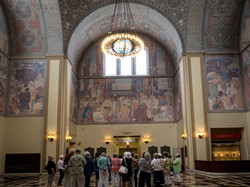 L. A. Central Library