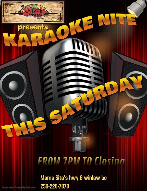 Copy of Karaoke Karaoke posters Karaoke