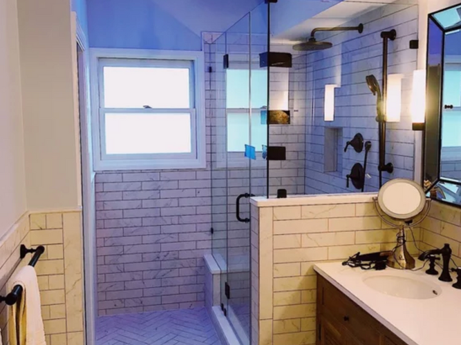Chevy Chase Bathroom Remodel