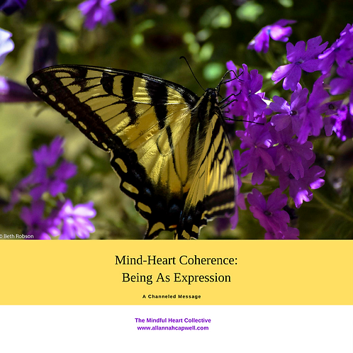 Mind-Heart Coherence: Expression of Being