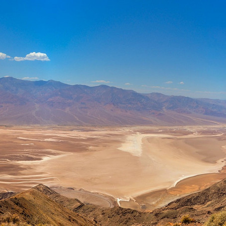 Death Valley: In the Shadow-light of Grief