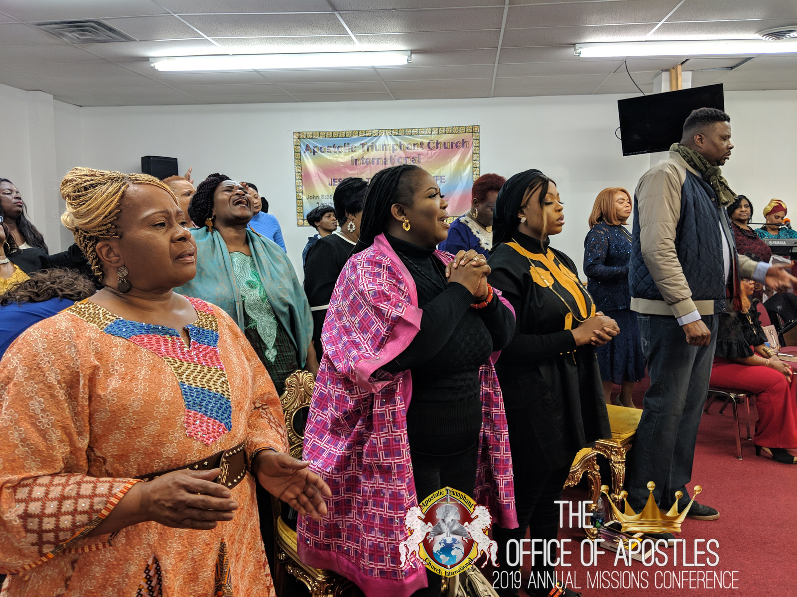 Fullscreen Page | Apostolic Church | United States