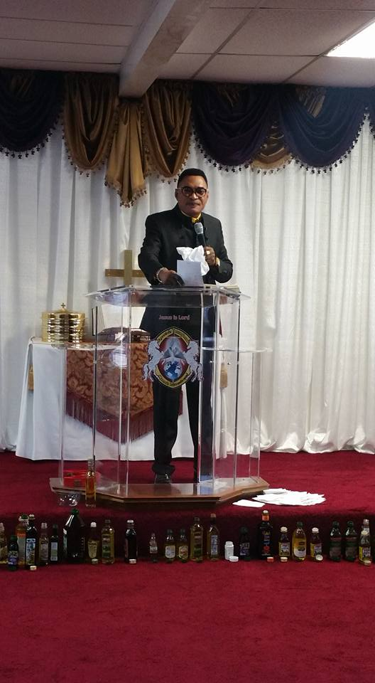 Apostle Bala S. Abraham