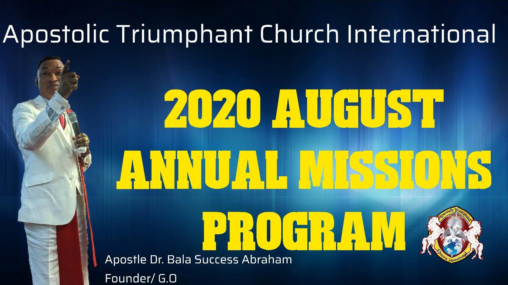 aug 2020 missions