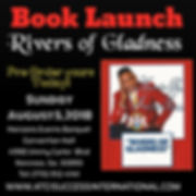 Rivers of Gladness Book Launch 2018