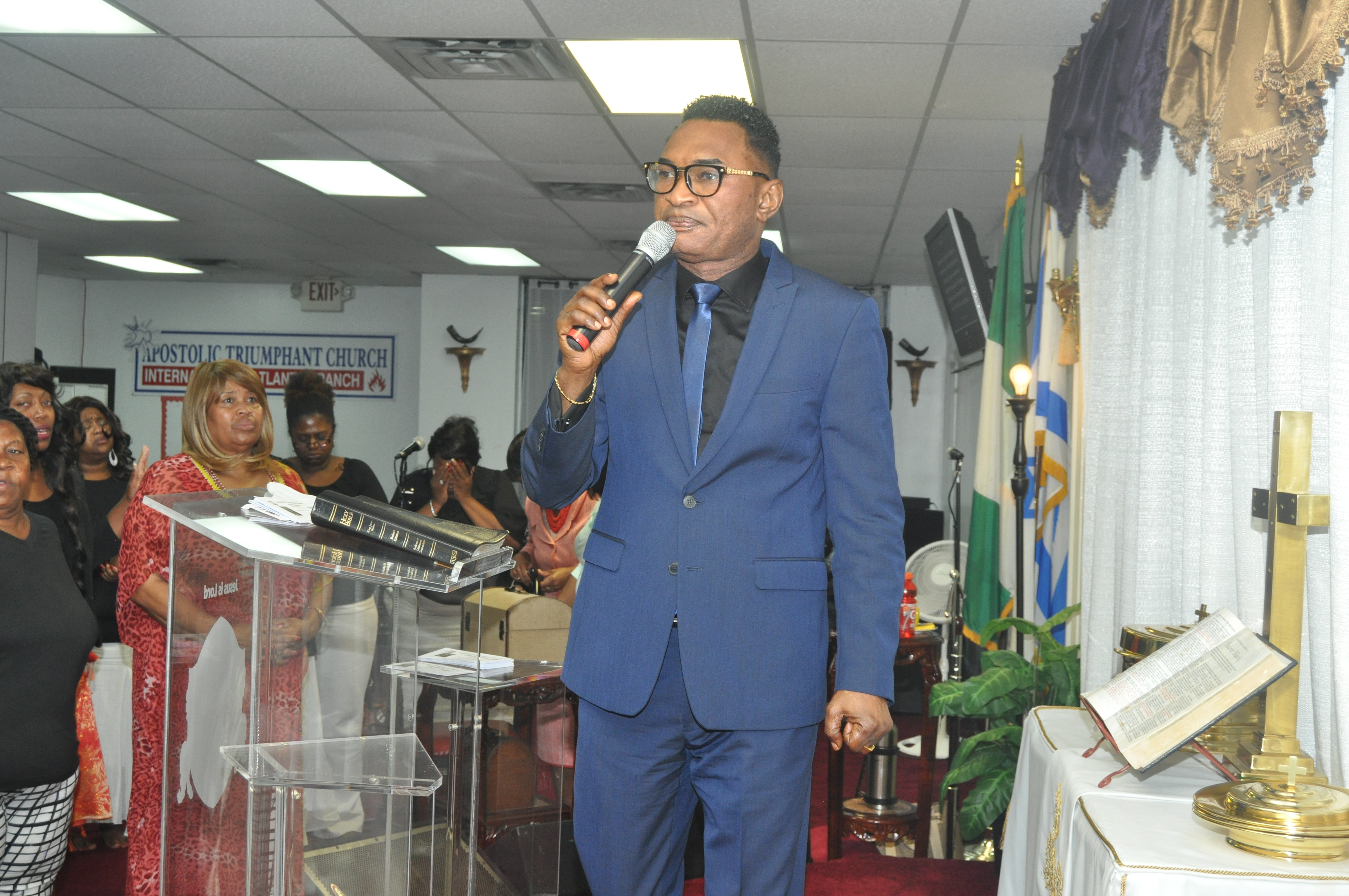 Apostle Bala Success Abraham