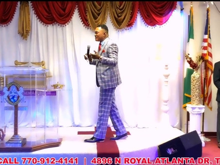 LIVE Sunday Anointing for Success Service