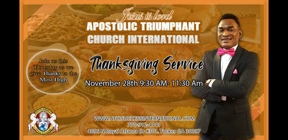 Come Give Thanks