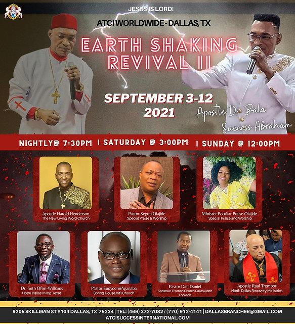 Earth Shaking Revival 2