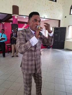 Apostle Bala Success Abraham