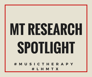 Music Therapy with PTSD